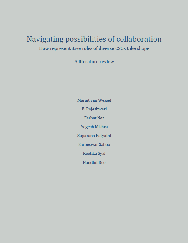 Navigating possibilities of collaboration